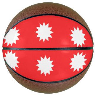 Nepal Flag Basketball