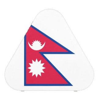 Nepal Flag Bluetooth Speaker