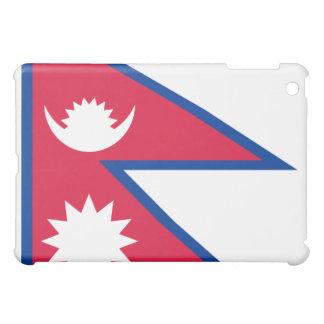 Nepal Flag iPad Mini Case