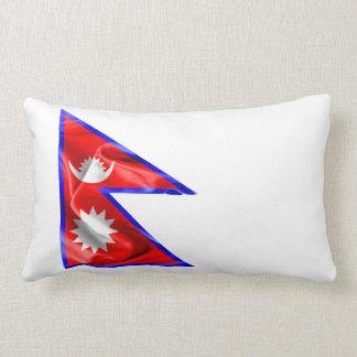Nepal Flag Pillows