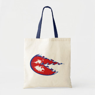 Nepal Gnarly Flag Bag