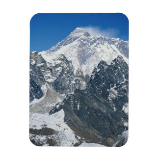 Nepal, Himalayas, view of Mt Everest from Gokyo Vinyl Magnet