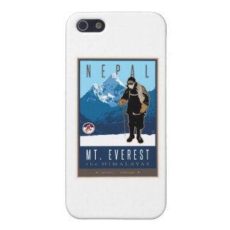 Nepal iPhone SE/5/5s Cover