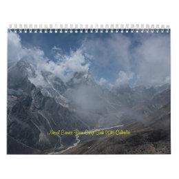 Nepal Mount Everest Base Camp Trek 2016 Calendar