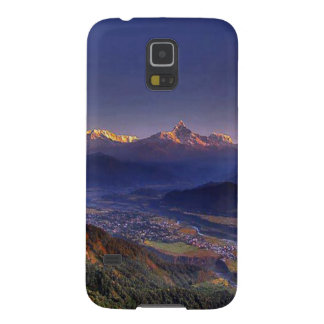 Nepal Mount Everest : Glaciers, Lakes, Scenic View Cases For Galaxy S5