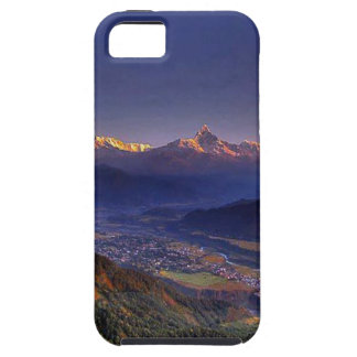 Nepal Mount Everest : Glaciers, Lakes, Scenic View iPhone SE/5/5s Case