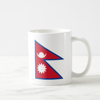 nepal coffee mug