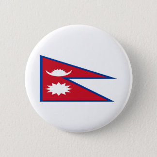 NEPAL PINBACK BUTTON