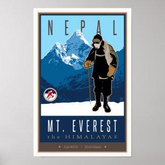 Nepal Póster