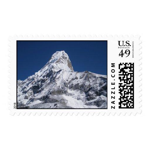 Nepal Sello Postal