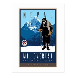Nepal Tarjeta Postal