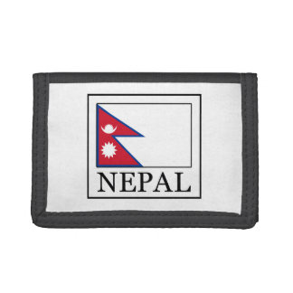 Nepal Trifold Wallet