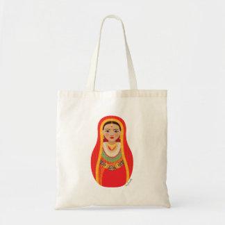 Nepalese Bride Matryoshka Bag