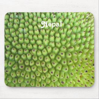 Nepalese Jackfruit Mouse Pad