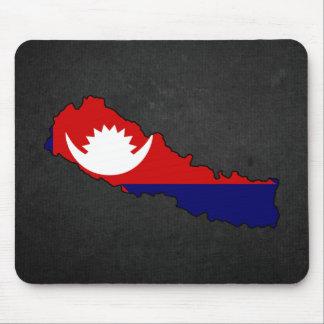 Nepalese Trip Souvenir Mouse Pad
