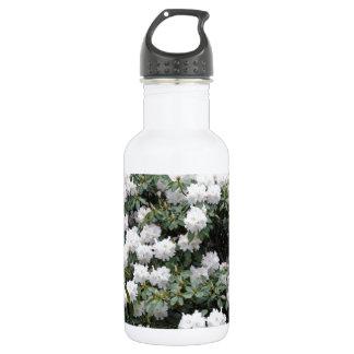 Nepalese Viburnum Grandiflorum 'Snow White' flower Water Bottle