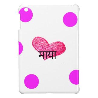 Nepali Language of Love Design Case For The iPad Mini