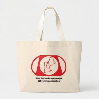 NEPCA Logo Large Tote Bag