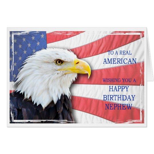 Nephew, American birthday card