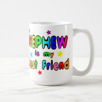 Nephew Best Friend Coffee Mug