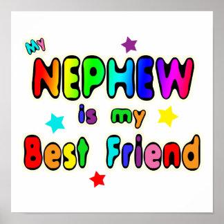 Nephew Best Friend Poster