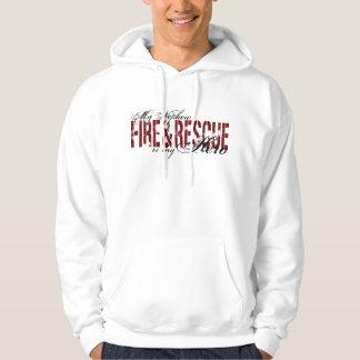Nephew Hero - Fire & Rescue Hoodie