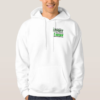 Nephew Means The World To Me Lymphoma Hoodie