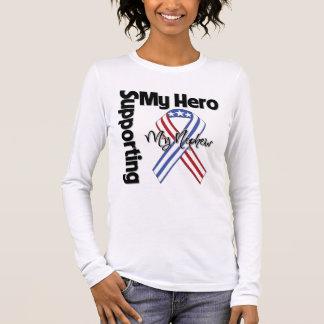 Nephew - Military Supporting My Hero Long Sleeve T-Shirt