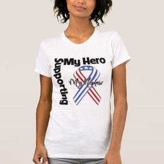 Nephew - Military Supporting My Hero T-Shirt