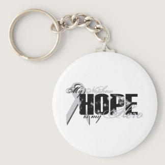 Nephew My Hero - Lung Hope Keychain