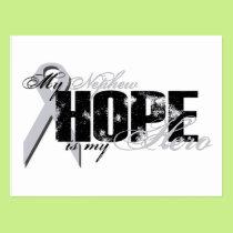 Nephew My Hero - Lung Hope Postcard