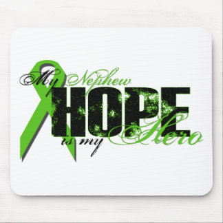 Nephew My Hero - Lymphoma Hope Mouse Pad