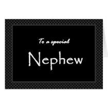 NEPHEW Ring Bearer  Invitation  Customizable