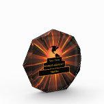 Nephew World's Greatest Custom Gold Award