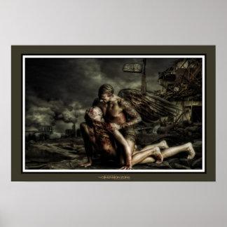 Nephilim s Wrath Print