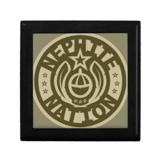 Nephite Nation™ Jewelry Box