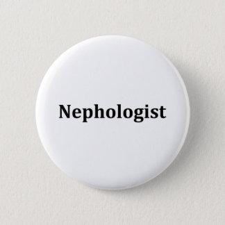Nephologist Pinback Button