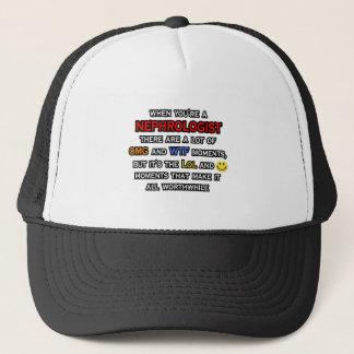Nephrologist ... OMG WTF LOL Trucker Hat