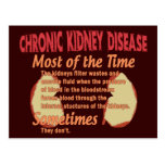 Nephrology T-shirts & Gifts Post Cards