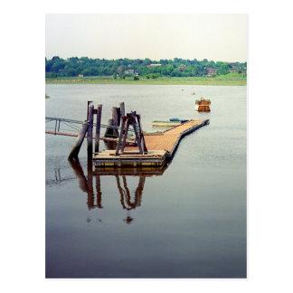 Neponset Dock Postcard