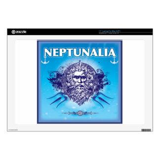 Neptunalia Laptop Skin