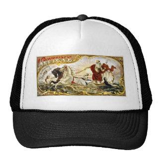 Neptune 1866 - Vintage Label Trucker Hat
