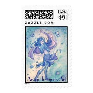 Neptune 1 postage stamp
