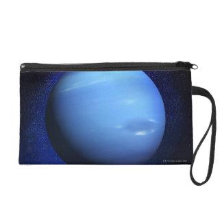Neptune 3 wristlet purse