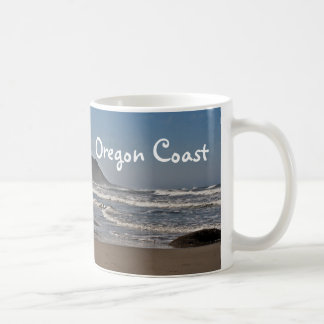 Neptune Beach, Oregon Coast Coffee Mug