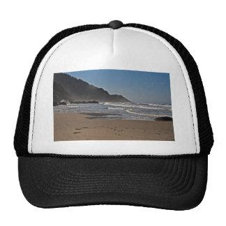 Neptune Beach, Oregon Coast Trucker Hat