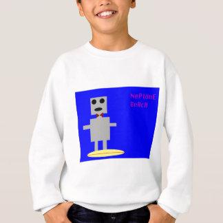 Neptune Beach Robot 2 Sweatshirt