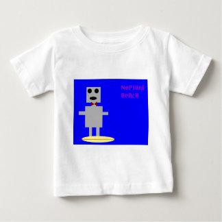 Neptune Beach Robot 2 T-shirt