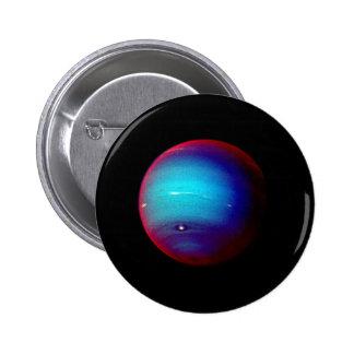 Neptune Pinback Button