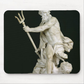 Neptune Calming the Waves, 1757 Mouse Pad